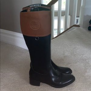 Tall Etienne Aigner boots